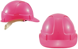 HammerHead Hard Hat - Pink (Vented)